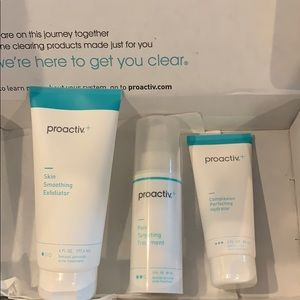Proactiv+  Brand New. Full Deluxe Size Set.